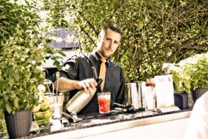 Deutscher Cocktailmeister Markus Kern