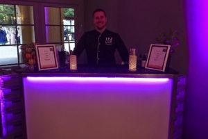 Barkeeper für Hochzeit