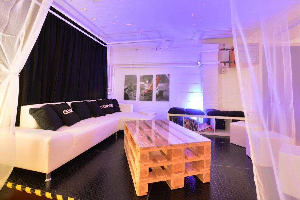 Lounge - EVENTKELLER Frankfurt