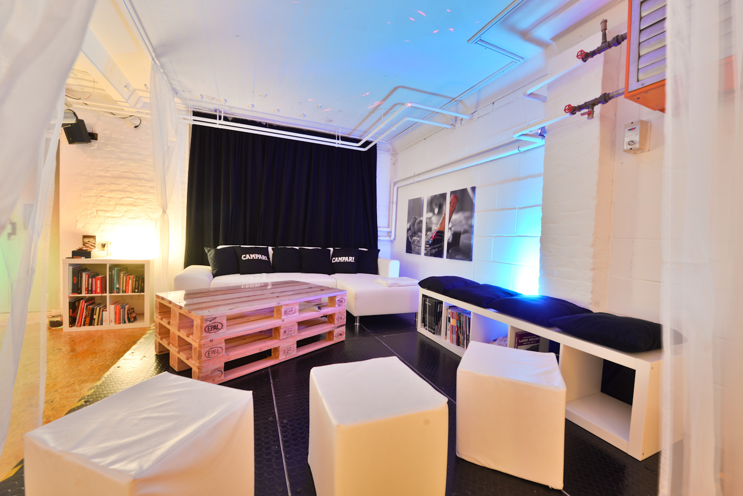 Eventlocation Frankfurt - Parties und Incentives