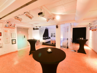 Eventlocation für Parties und Incentives in Frankfurt