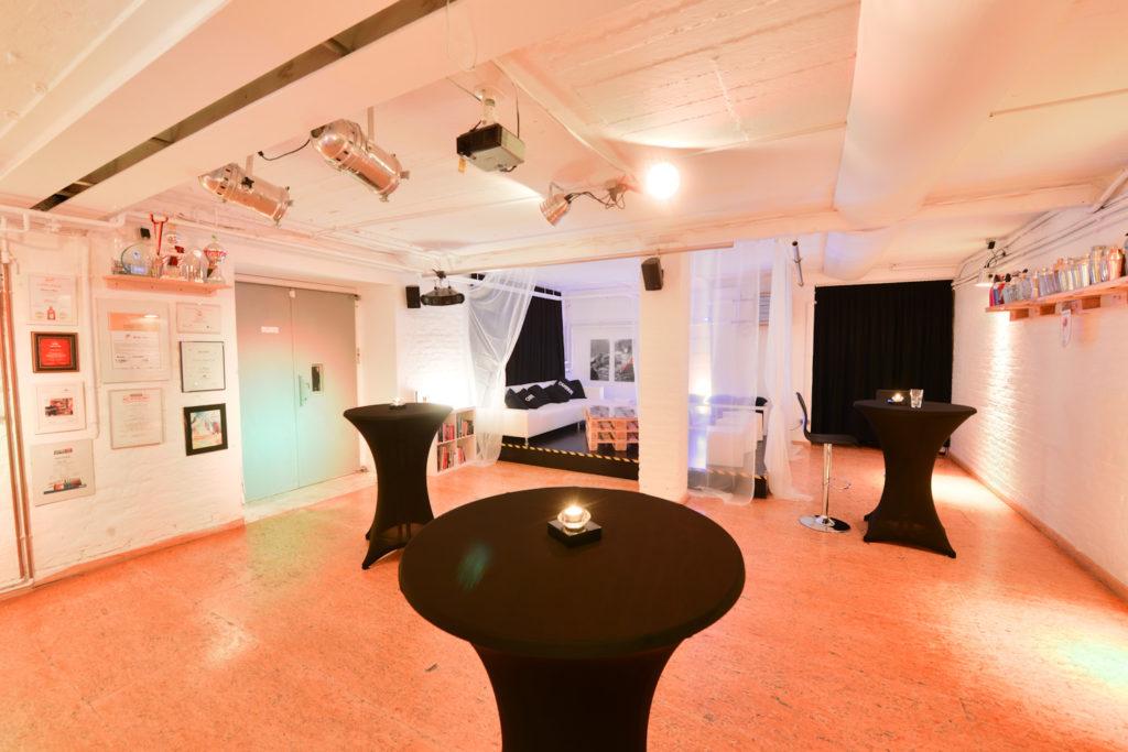 Eventlocation für Parties und Incentives in Frankfurt
