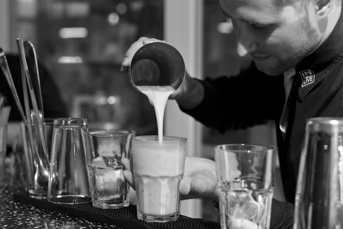 Messe-Cocktailservice