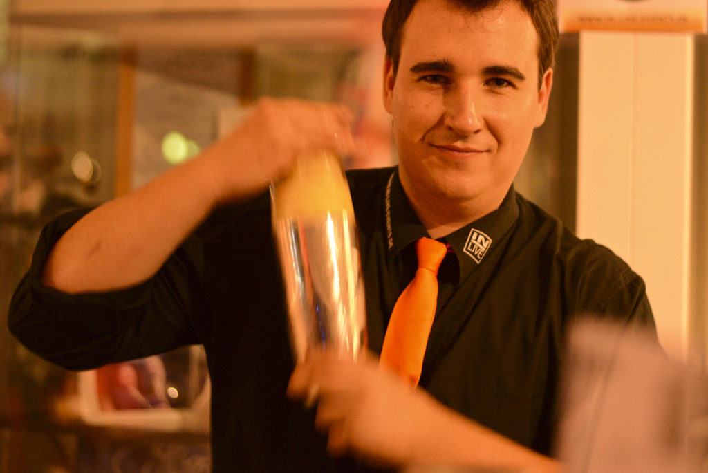 hochprofessionelle Event-Barkeeper