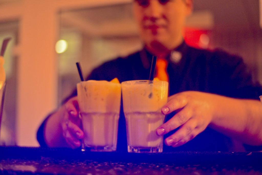 meisterlich kredenzte Cocktails für Events