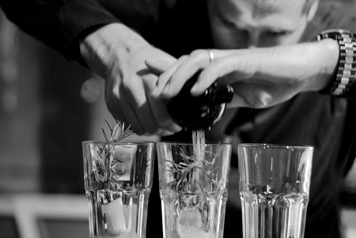 Drinks in Corporate Design