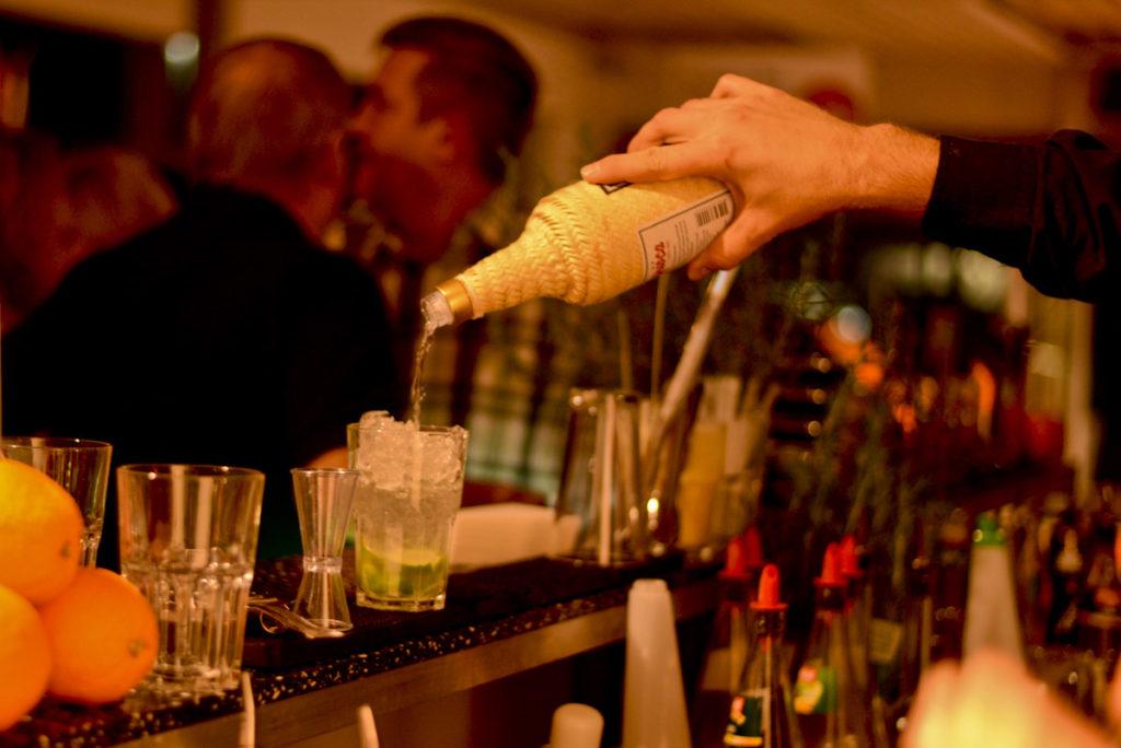 Drinks und Cocktails für die Messeparty