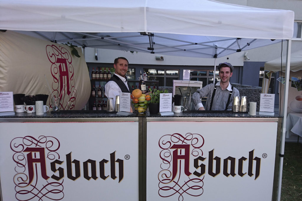 Event-Marketing mit IN-LIVE Bar Catering
