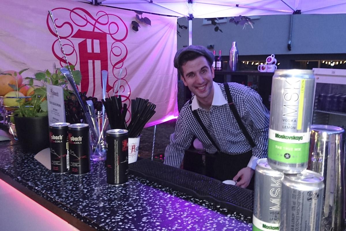 Cocktails & Drinks für Firmenveranstaltungen