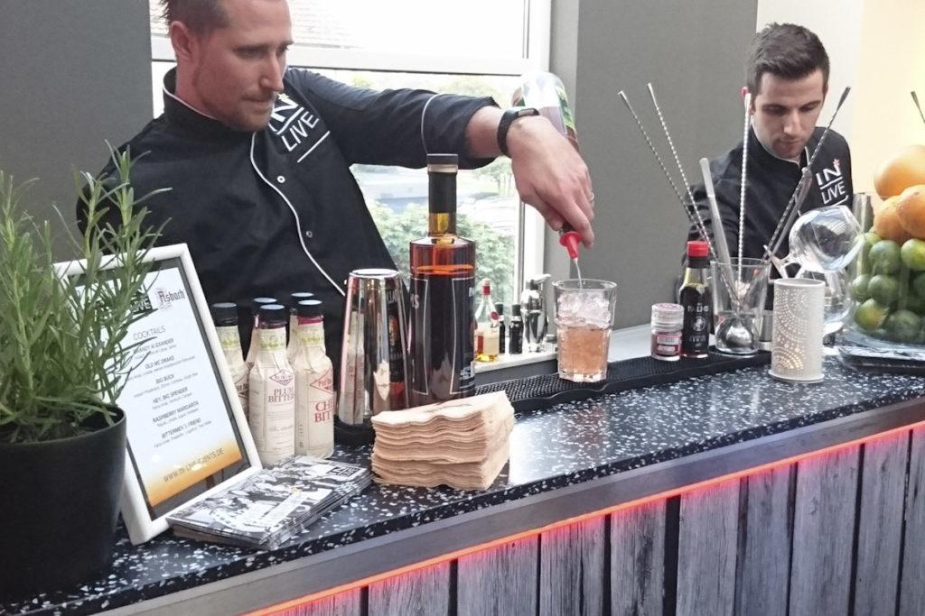 Cocktailservice & Cocktail Catering für Events