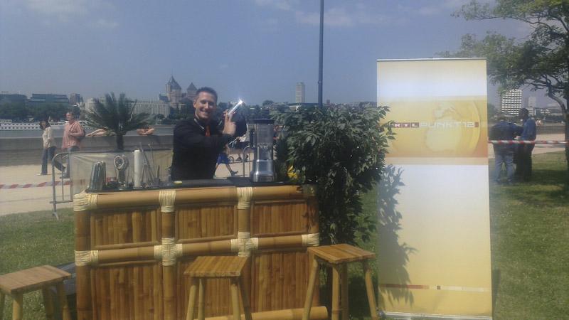 Markus Kern bei RTL Punkt 12