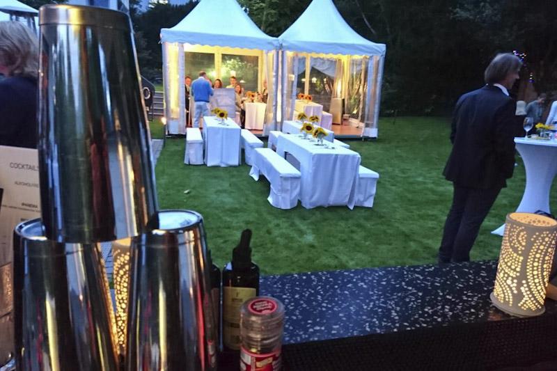 Cocktails für Feiern und Events