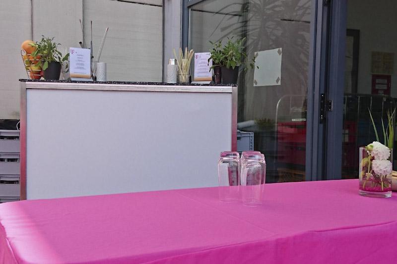 Firmenveranstaltung mit Signature-Cocktails
