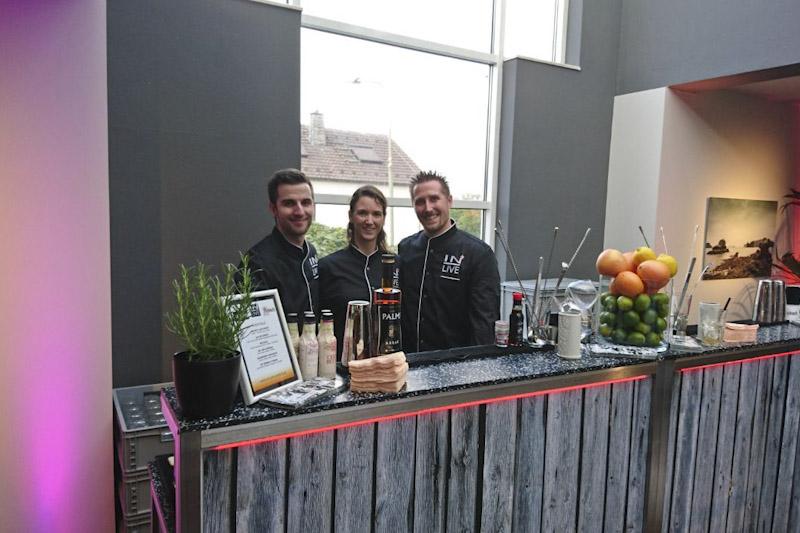 Cocktailservice in Frankfurt und Deutschland