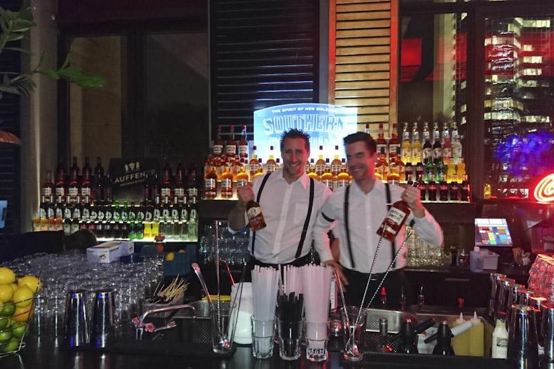 Drinks & Cocktails mit dem Deutschen Cocktailmeister