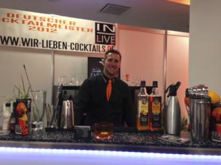 Hochzeitsmesse Langen - IN-LIVE Cocktailservice